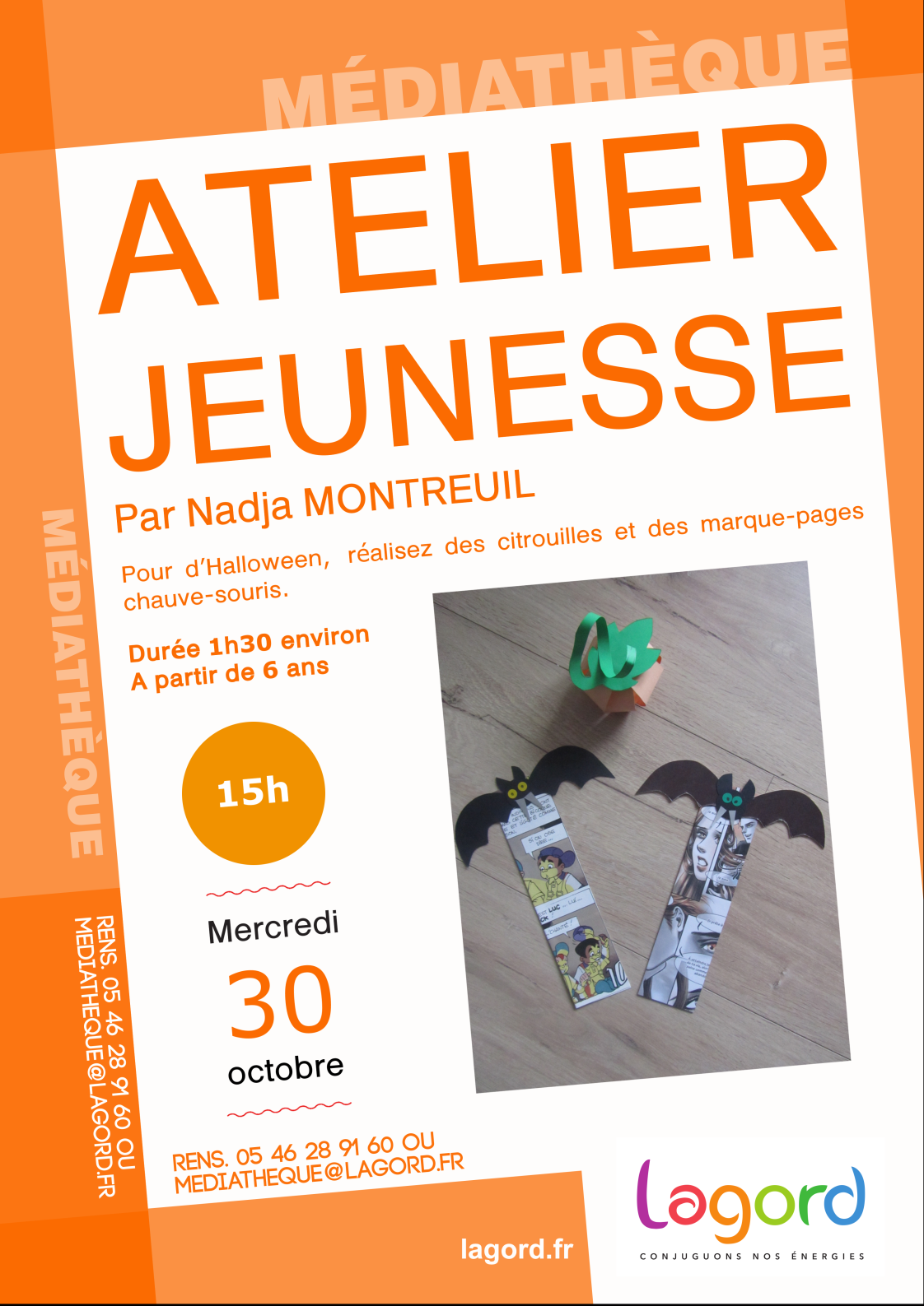 Flyer Nadja 30 oct am