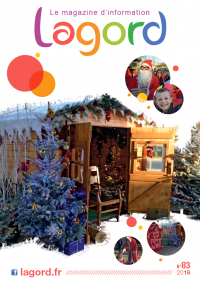 Lagord : Magazine d'information Edition hiver 2018
