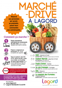 INFORMATIONS MARCHE-DRIVE